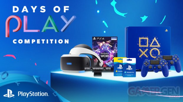 PlayStation Days of Play 01 29 05 2018