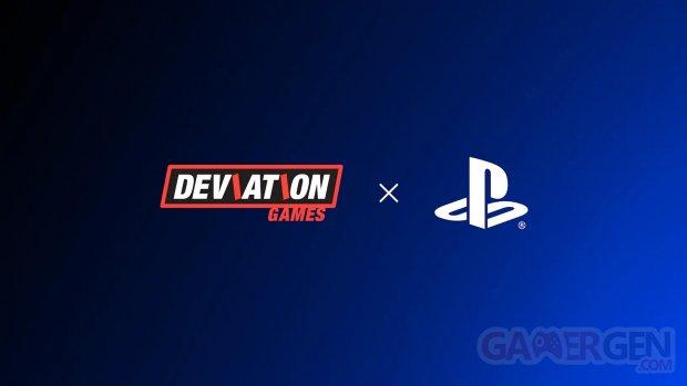 PlayStation Deviation Games
