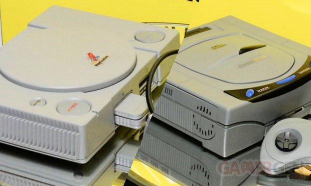 PlayStation et SEGA Saturn consoles Plateformes images (110)