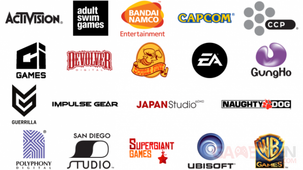 PlayStation Experience 2016 images editeurs
