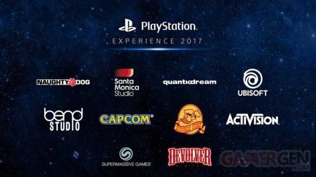 PlayStation Experience 2017 PSX17