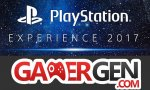 playstation experience 2017 suivez conference direct nous ce matin