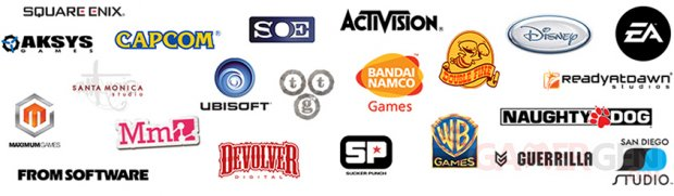 PlayStation Experience liste développeurs
