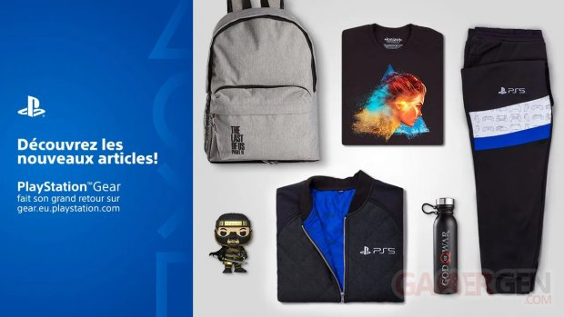 PlayStation Gear boutique France