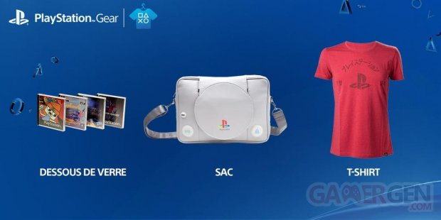 PlayStation Gear head