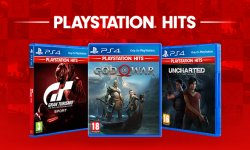PlayStation Hits God of War Uncharted Lost Legacy Gran Turismo Sport