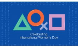 PlayStation International Women's Day head