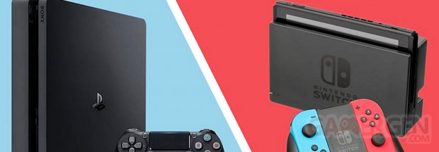 PlayStation Nintendo Switch PS4 console image (1)