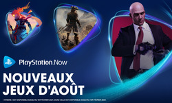 PlayStation Now aout 2020