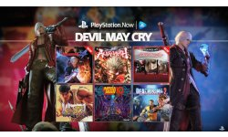 PlayStation Now Capcom jeux