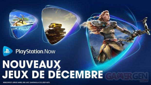 PlayStation Now européen 01 12 2020