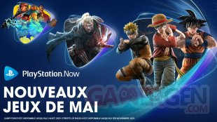 PlayStation Now européen 03 05 2021