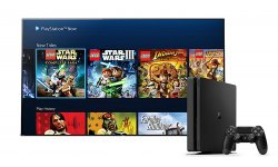 PlayStation Now jeux liste image