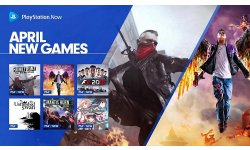 PlayStation Now Nord americain catalogue image