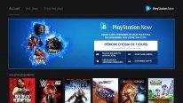 PlayStation Now PS+ Jeux menu catalogue images (1)
