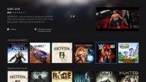 PlayStation Now PS+ Jeux menu catalogue images (7)