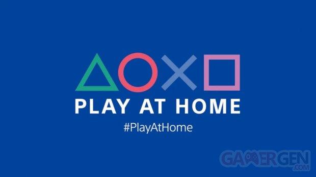 PlayStation Play at Home logo 2021