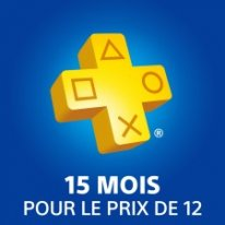 PlayStation Plus 15 mois 12