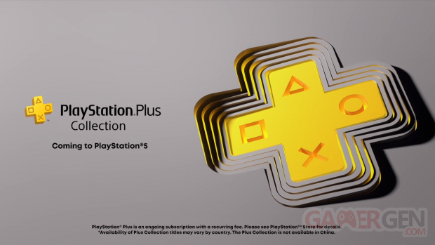 PlayStation Plus Collection 28 10 2020 head logo annonce
