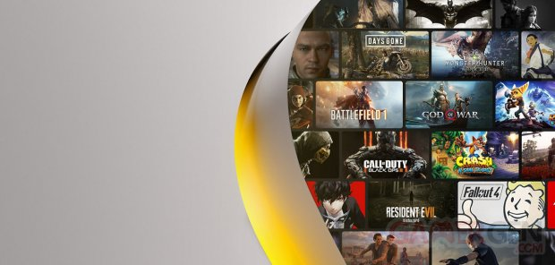 PlayStation Plus Collection games jeux line up banner