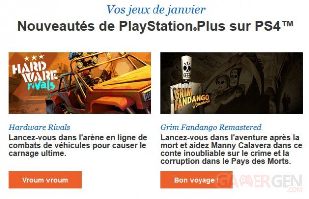 playstation plus email