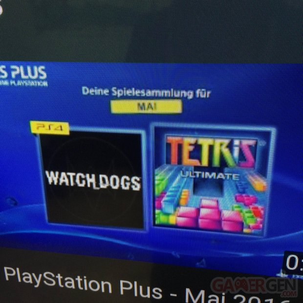 PlayStation Plus rumeur mai