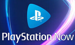 PlayStation PS Now image logo
