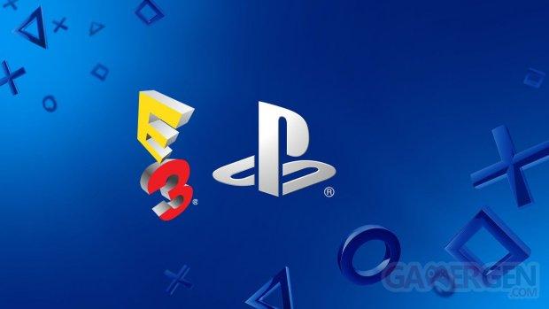 PlayStation Sony e3 2015 logo