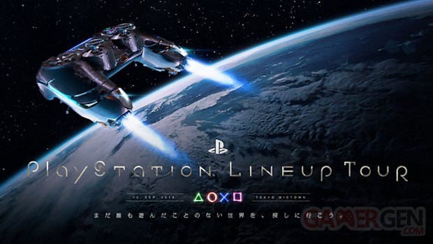 Playstation Sony TGS 2018 images