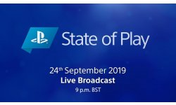 PlayStation State of Play 24 09 2019