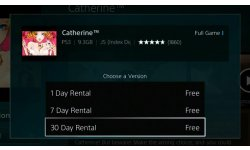 PlayStation Store Catherine location 1