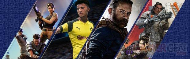 PlayStation Store classement telechargement 2019 image