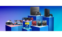 PlayStation Store Days of Play soldes hardware software head banner