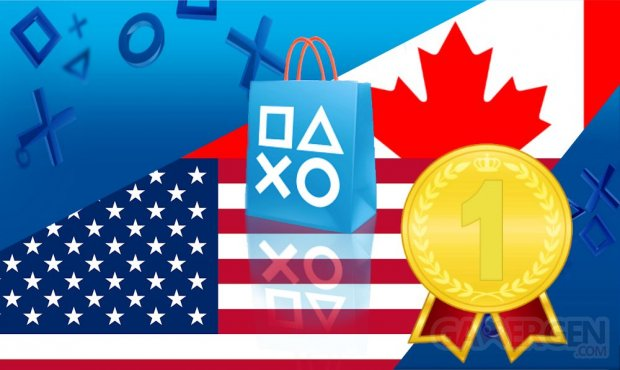 PlayStation Store nord americain usa us les tops du top 09.08.2013.