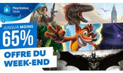 PlayStation Store promotions soldes images