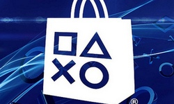 PlayStation Store PS4 vignette logo