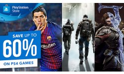 PlayStation Store reduction rabais images