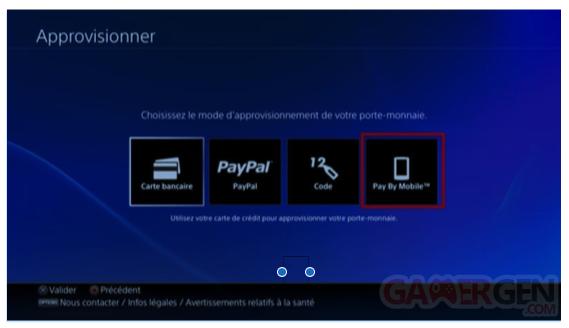 PlayStation Store SFR