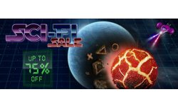 PlayStation Store Solde SCI FI