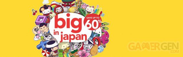 PlayStation Store soldes big in Japan