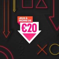 PlayStation Store soldes jeux moins 20 euros