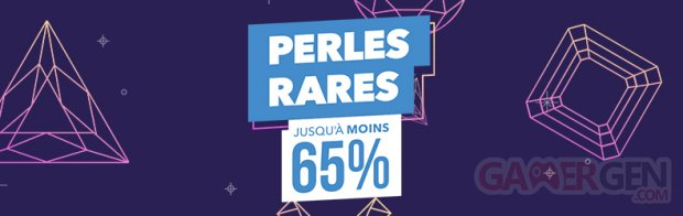 PlayStation Store soldes promo perles rares