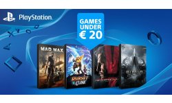 PlayStation Store Soldes rabais images