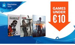 PlayStation Store soldes rabais offres images