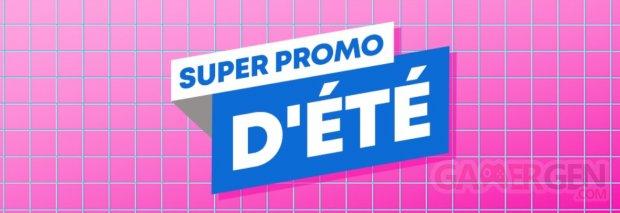 PlayStation Store Super promo d'été