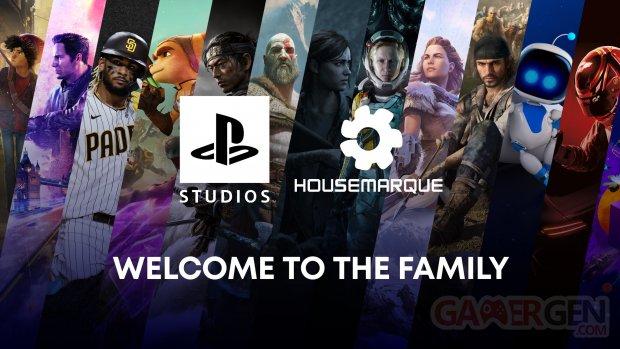 PlayStation Studios Housemarque rachat 29 06 2021