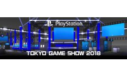 PlayStation Tokyo Game Show 2018