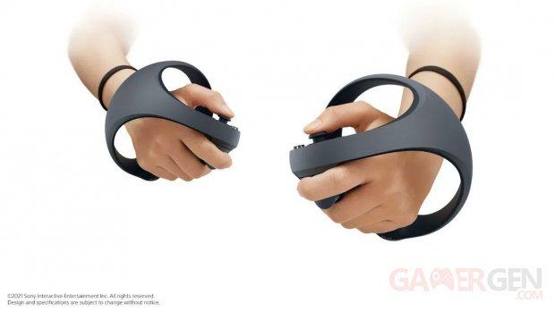 PlayStation VR 2 PSVR manette 02 18 03 2021