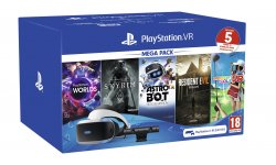 PlayStation VR Méga Pack 20 09 2019