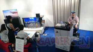 PlayStation VR photo Japon Evenement presentation image  (2)